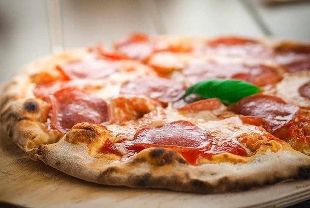 La pizza siciliana